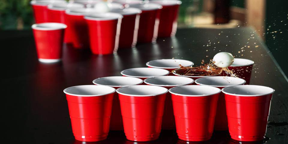 Scoring in Beer Pong