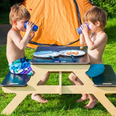 Top 6 Best Kids Picnic Tables in 2020 (In-Depth Buying Guide)
